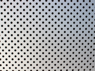 Exterior Wall Decoration Perforated Aluminum Wall Panels For Building Wall Material